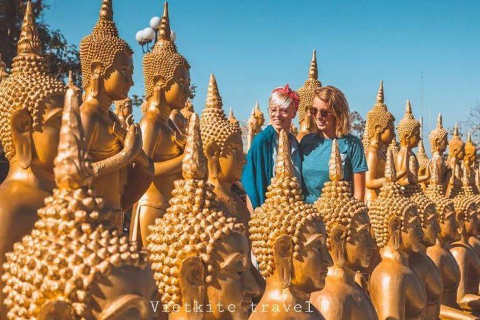 Luông Pha Băng - Thành phố di sản nổi tiếng, thuộc địa phận miền Bắc nước Lào.