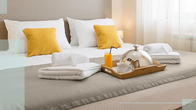 Ngoài giá cả hợp túi tiền bạn nên quan tâm đến an ninh, vị trí của khách sạn