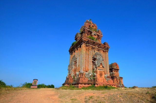 Thành phố Quy Nhơn trước đây từng là nơi sinh sống của người Champa