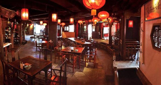 Một nhà hàng trong tour Bắc Kinh Thượng Hải 5 ngày 4 đêm