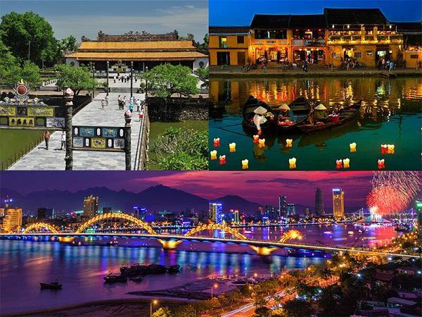 Tour hành trình khám phá đầy thi vị tại Đà Nẵng - Hội An - Huế