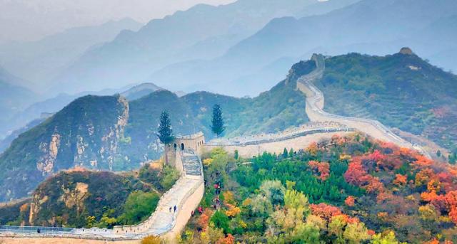 Đến Bắc Kinh mà không leo Vạn Lý Trường Thành thì không phải hảo hán!