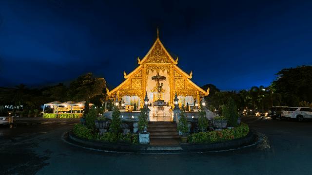 Chùa Wat Pha Saysettha