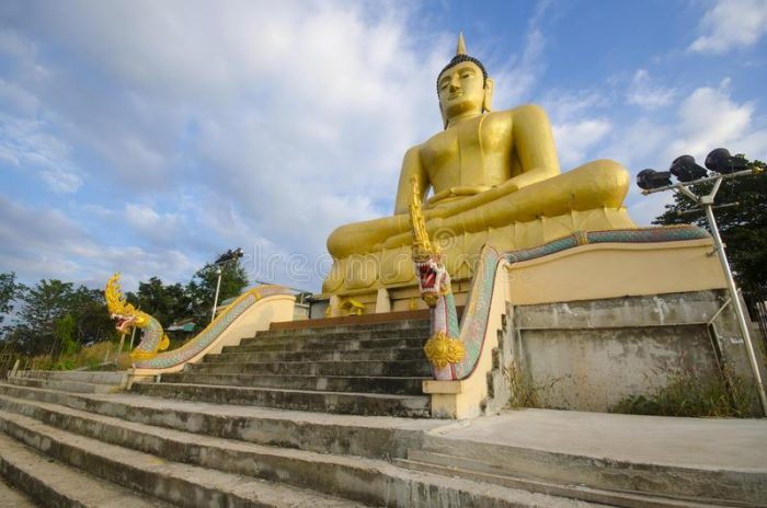 Chùa Phật Vàng (Golden Buddha) (Ảnh: ST)