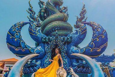 Chua Xanh Thai Lan 2