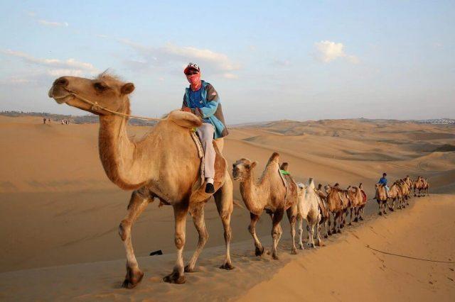 Nội Mông là một nơi có thể ghi dấu hành trình du lịch tuyệt vời với những người bạn tốt.