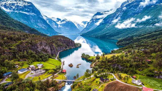 chúng tôi gợi ý bạn lịch trình du lịch Bắc Âu tự túc trong 10 ngày