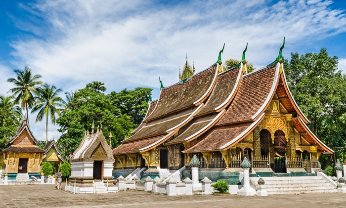 Chùa Xieng Thong hay Wat Xieng Thong (Ảnh: ST)