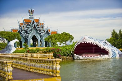 Thanh Co Muang Boran