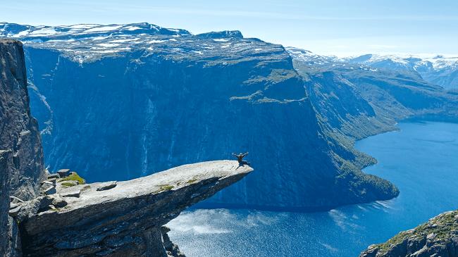 """Muốn được một lần đến với """"thiên đường du lịch"""" Bắc Âu."""