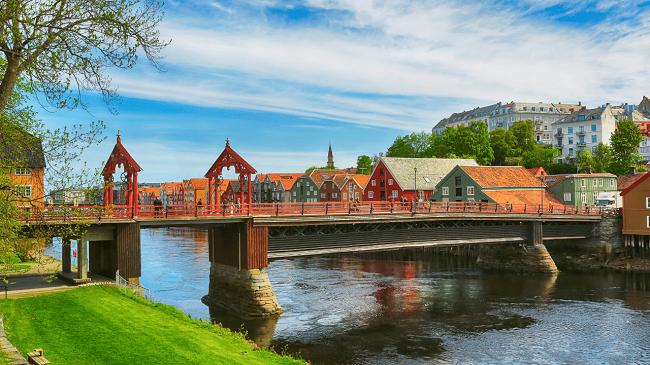 Đi tour du lịch Bắc Âu hãy đến với thủ đô Oslo xinh đẹp của Na Uy