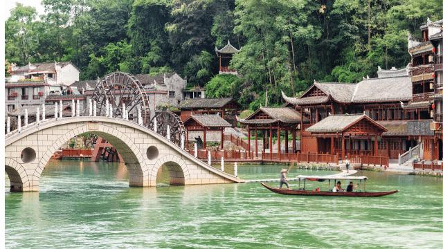 Một góc yên bình tại Hàng Châu