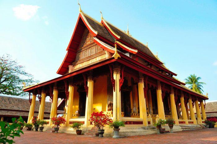Chùa Sisaket (Wat Sisaket) (Ảnh: ST)