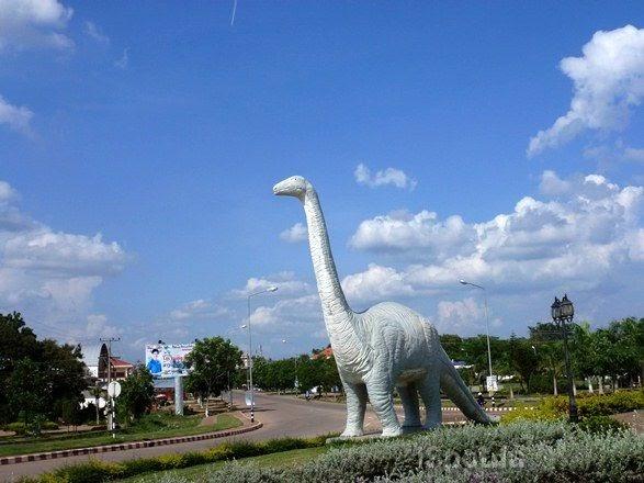 Bảo tàng Dinosaur (Ảnh: ST)