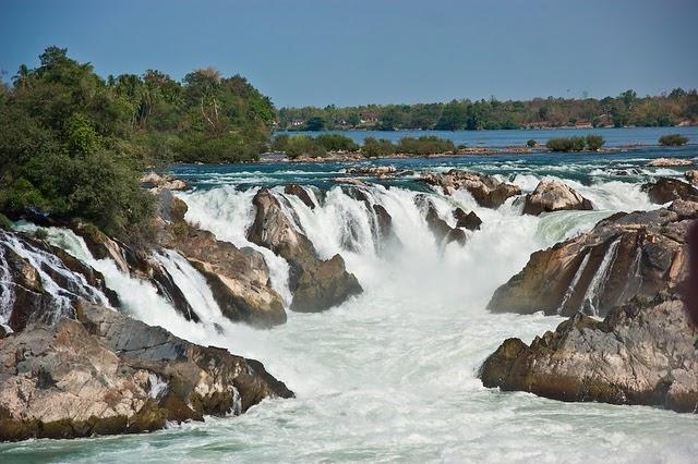 """""""Tiểu Niagara"""" lớn nhất Đông Nam Á (Ảnh: ST)"""