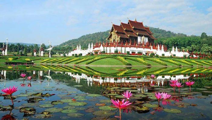 Công viên Hoàng Gia, Thái Lan (Ảnh: ST)