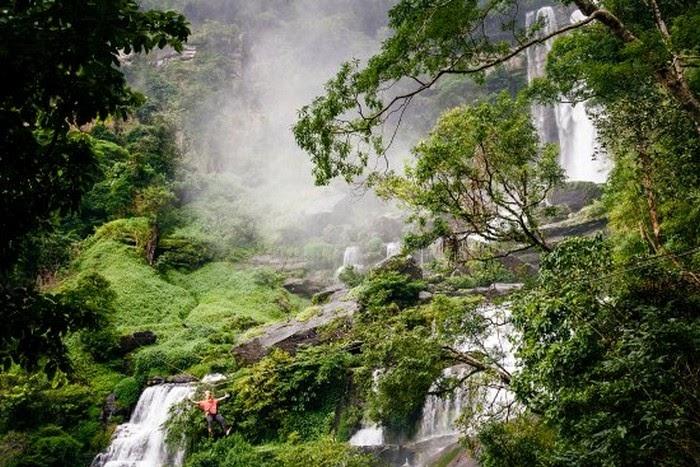 Lang thang cao nguyên Bolaven, Lào (Ảnh: ST)