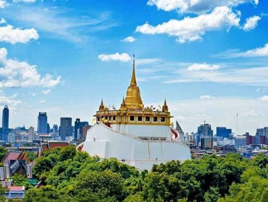 Chùa Wat Sakae (Ảnh: ST)
